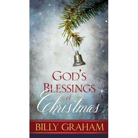 God's Blessings of Christmas (Paperback) ()