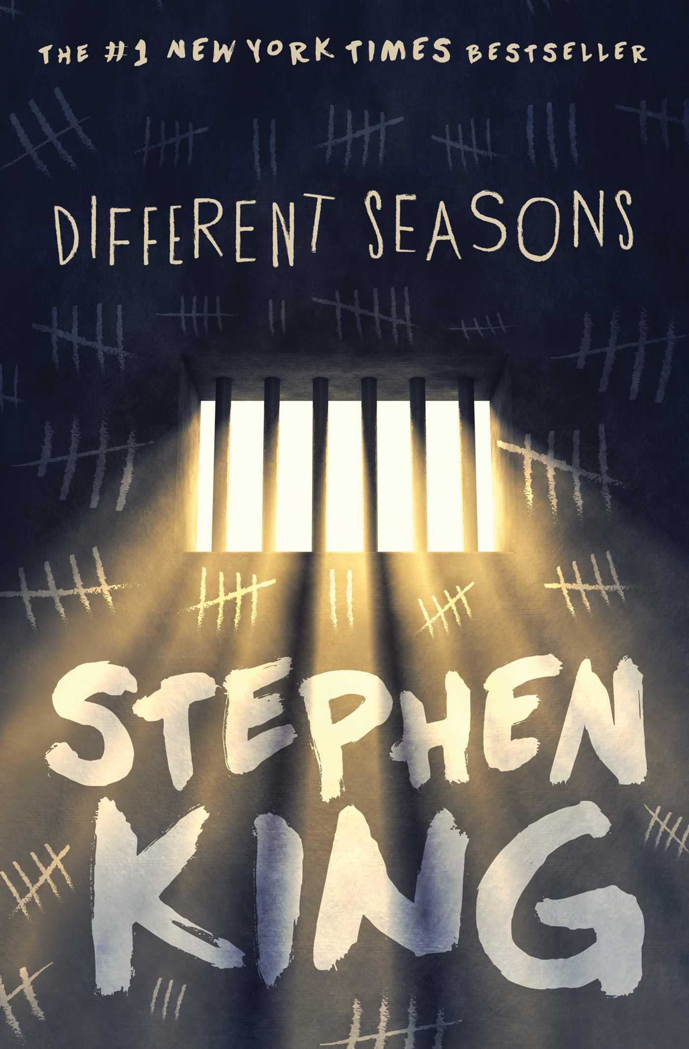 Different Seasons - eBook