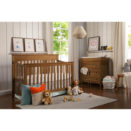 Davinci Grove 4-in-1 Convertible Crib Espresso
