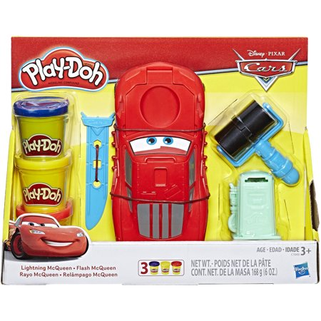 Play-Doh Disney Pixar Cars Lightning McQueen Only $4.99