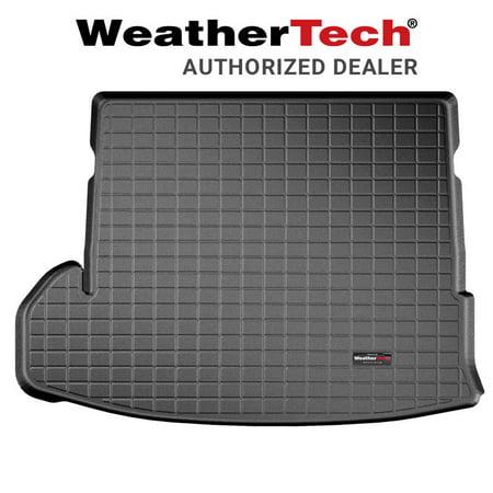 WeatherTech Cargo Liner Fits 2014-19 Toyota Highlander - Black - Suburban Weathertech Cargo Liner