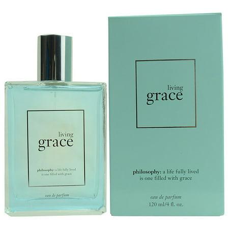 - Philosophy 17933368 Living Grace By Philosophy Eau De Parfum Spray 4 Oz