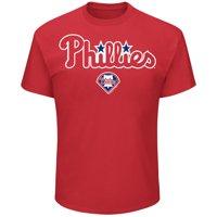 MLB - Mens Philadelphia Phillies Short Sleeve Team Tee