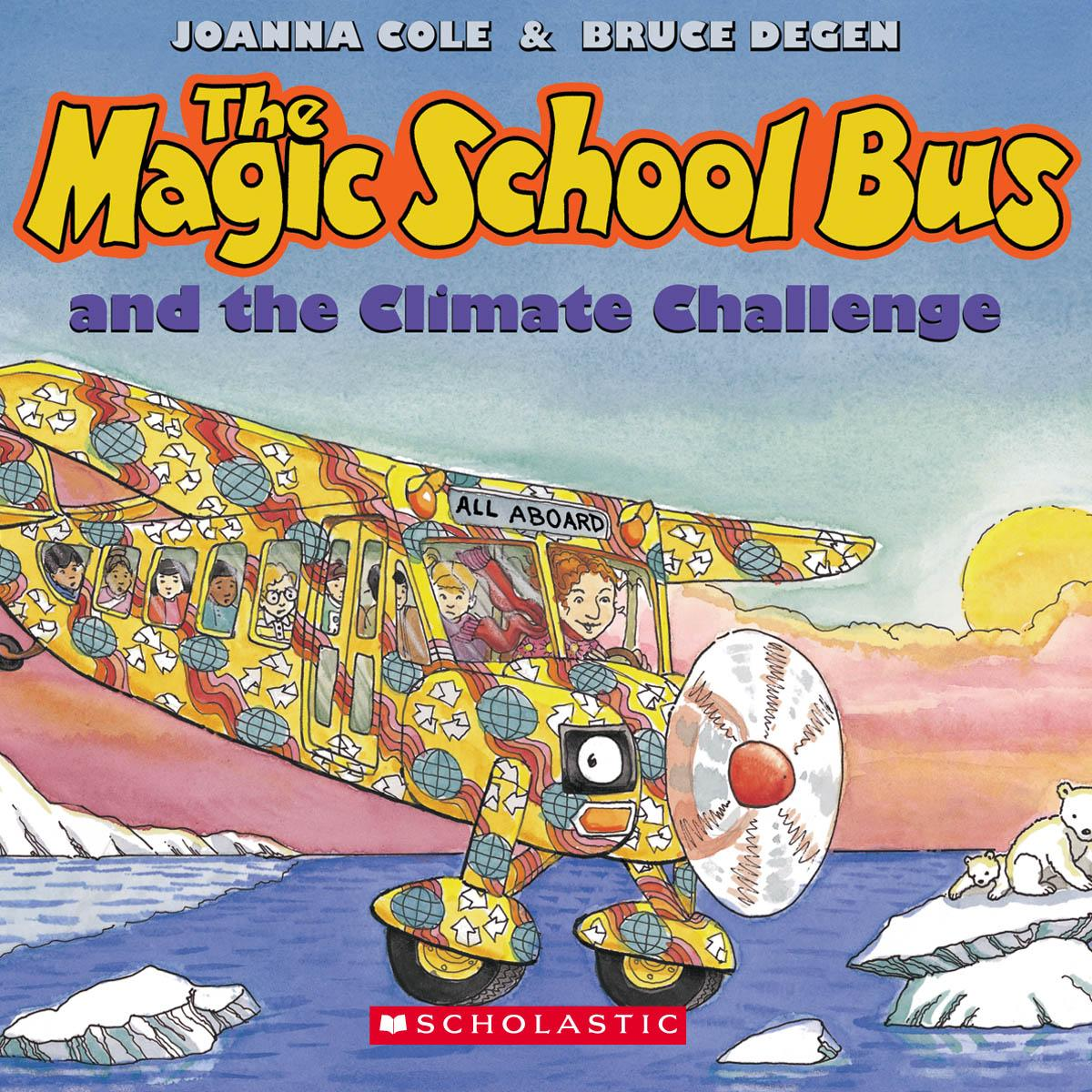 Magic School Bus (Audio): The Magic School Bus and the Climate Challenge - Audio (Other)