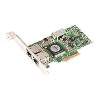 Dell PowerEdge T310 Server Broadcom 5709 PCI-E Dual-Port Network Card Adapter- G218C - Refurbished