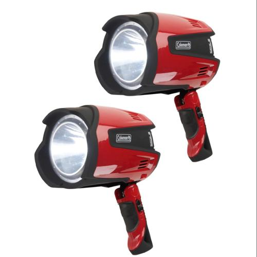 (2) COLEMAN Outdoor Camping CPX 6 Ultra High Power Cree LED Spotlight Lanterns