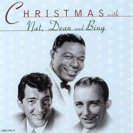 Christmas Bing Crosby Nat King Cole & Dean Martin (CD)
