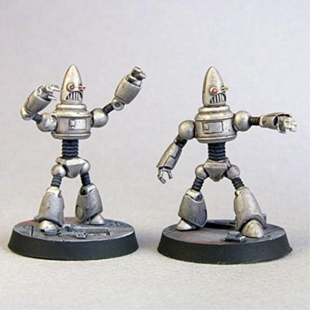 Bombshell 32mm Scale Miniatures: Bde Bots by Bombshell Miniatures
