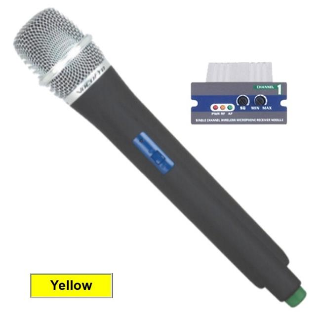 VocoPro UMH-M UHF Module and Wireless Handheld Mic is compatible with the UHF-5800 PA-MAN... by VocoPro