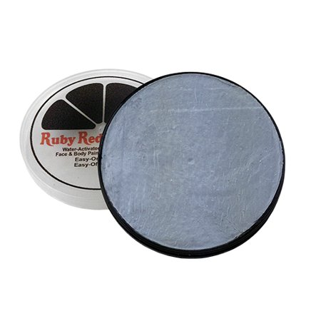 Ruby Red Face Paint - Light Grey (18 - Sting Red Face Paint