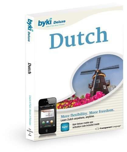 Datacal Byki Dutch Language Tutor Software & Audio Learni...