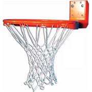 Gared Sports 66T Institutional Rear Mount Fixed Goal with Nylon Net