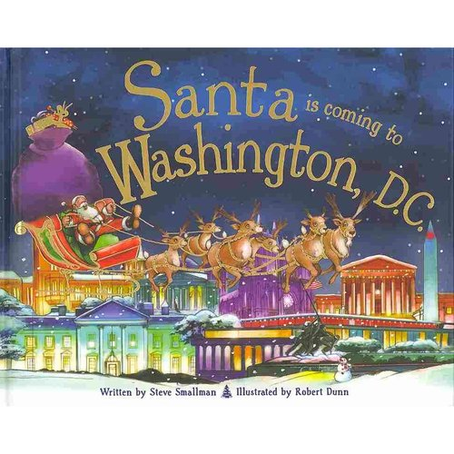 SANTA IS COMING TO WASHINGTON D.C.
