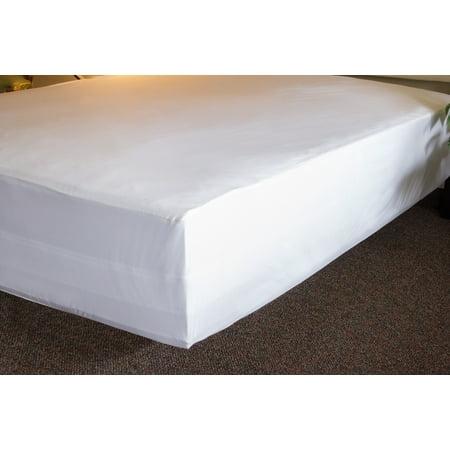 Waterproof Zippered Mattress Encasement Cover Bed Bug
