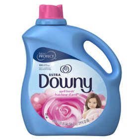 Downy Ultra Liquid Fabric Conditioner Softener April Fresh 150 Loads 129 Fl Oz