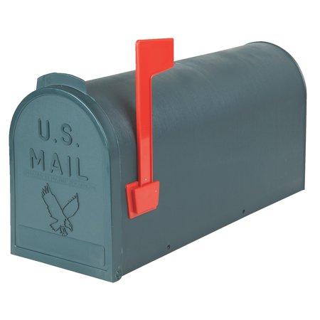 Flambeau Prod. #1 Green Poly Mailbox TR4505GR (1 Mailbox)