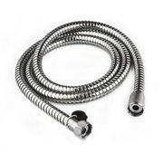 DURA FAUCET DFSA200CP Shower Head Hose, Chrome Polished