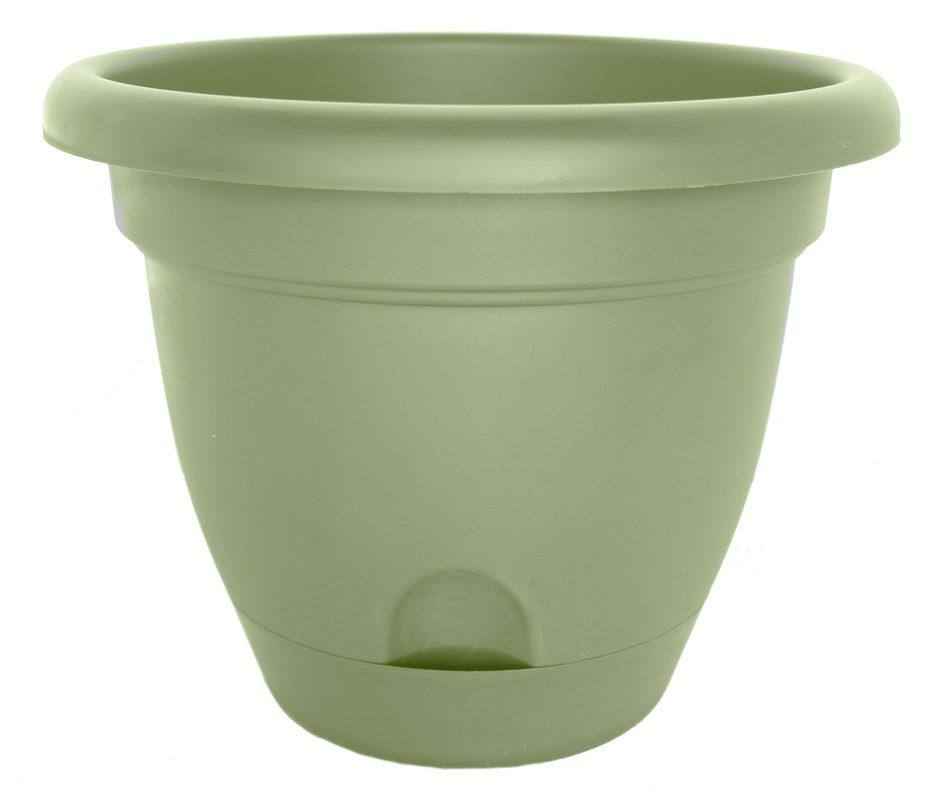 Bloem Lucca Self Watering Planter 16 Living Green Walmart Com