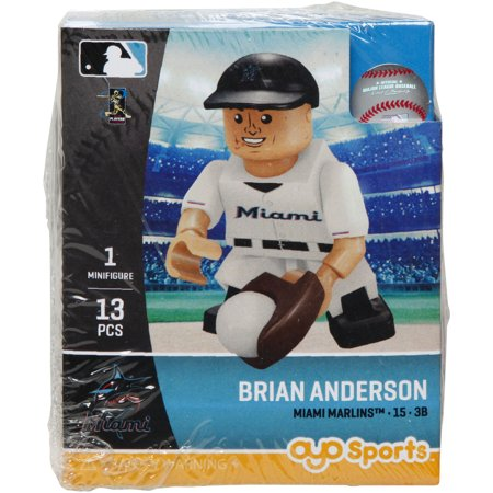 Brian Anderson Miami Marlins OYO Sports Minifigure - No Size