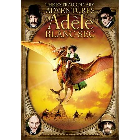 The Extraordinary Adventures Of Adele Blanc-Sec (English Dubbed) (Vudu Digital Video on