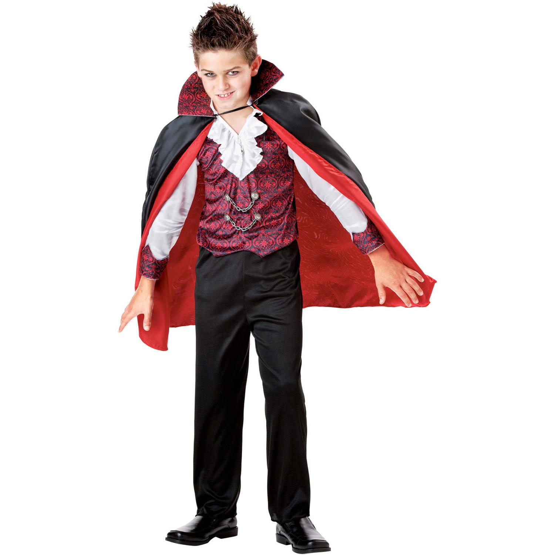 Vampire Child Halloween Costume