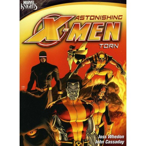 Marvel Knights Astonishing X-Men: Torn (Widescreen) by SHOUT FACTORY