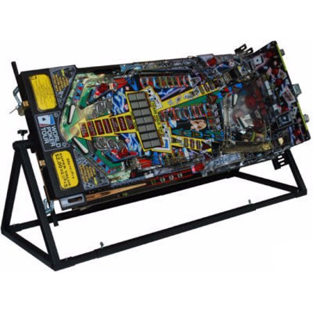 Pinball Repair Playfield Rotisserie