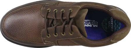 Nunn Bush Mens Cam Moc Toe Oxford Shoe