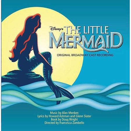 The Little Mermaid Soundtrack ()