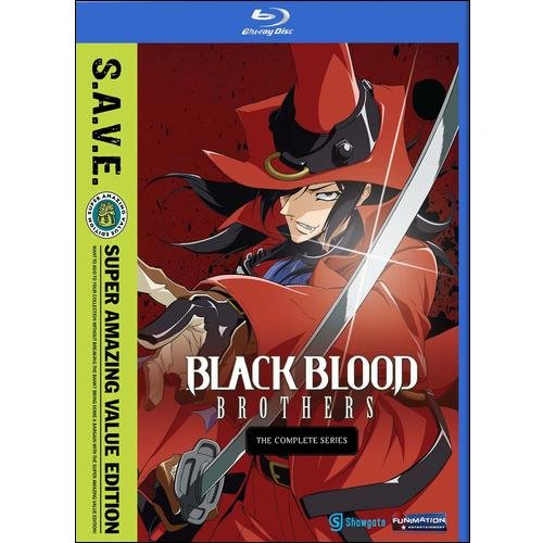 Black Blood Brothers: The Complete Series (S.A.V.E.) (Blu-ray)