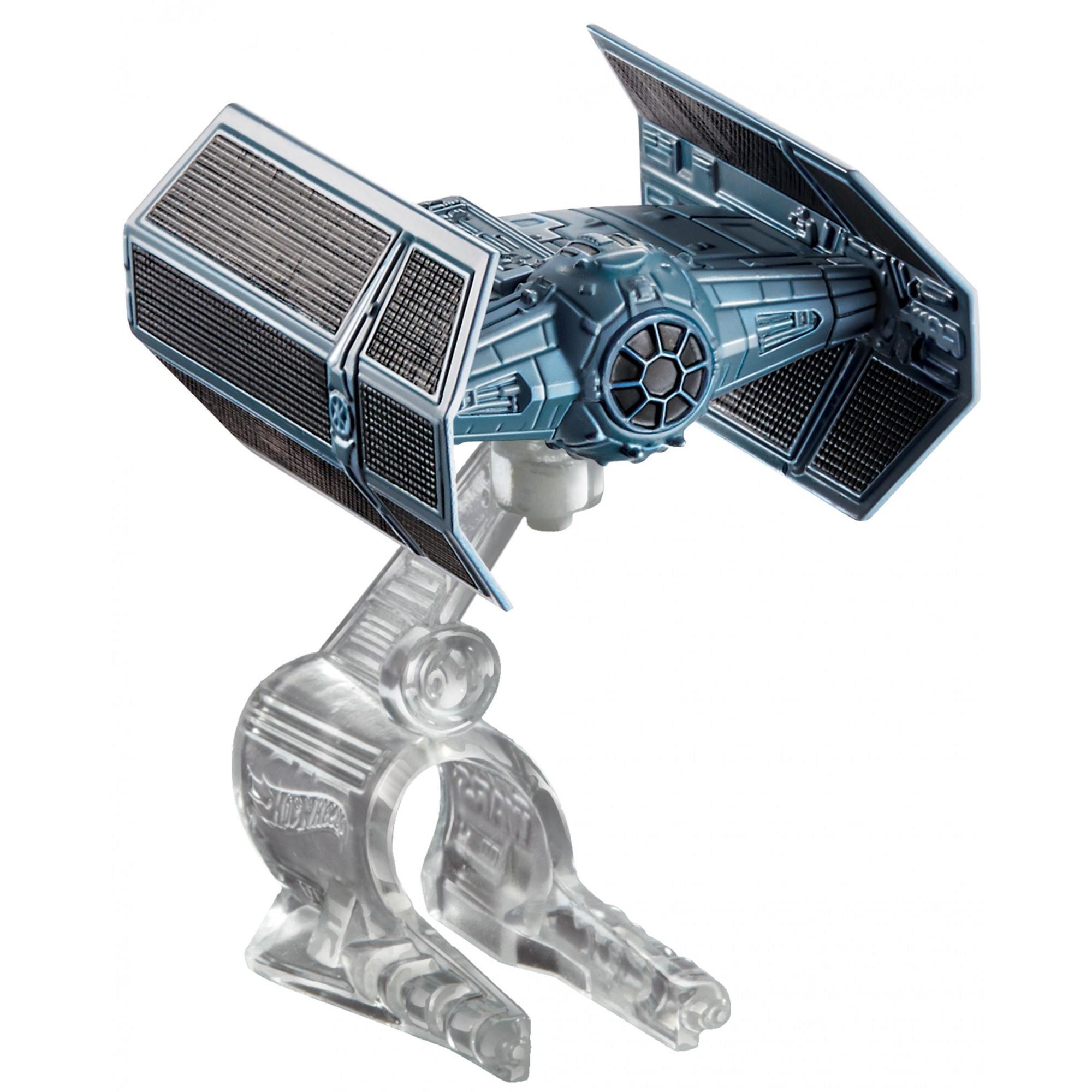 Hot Wheels Star Wars Starship TIE Fighter Advanced X1
