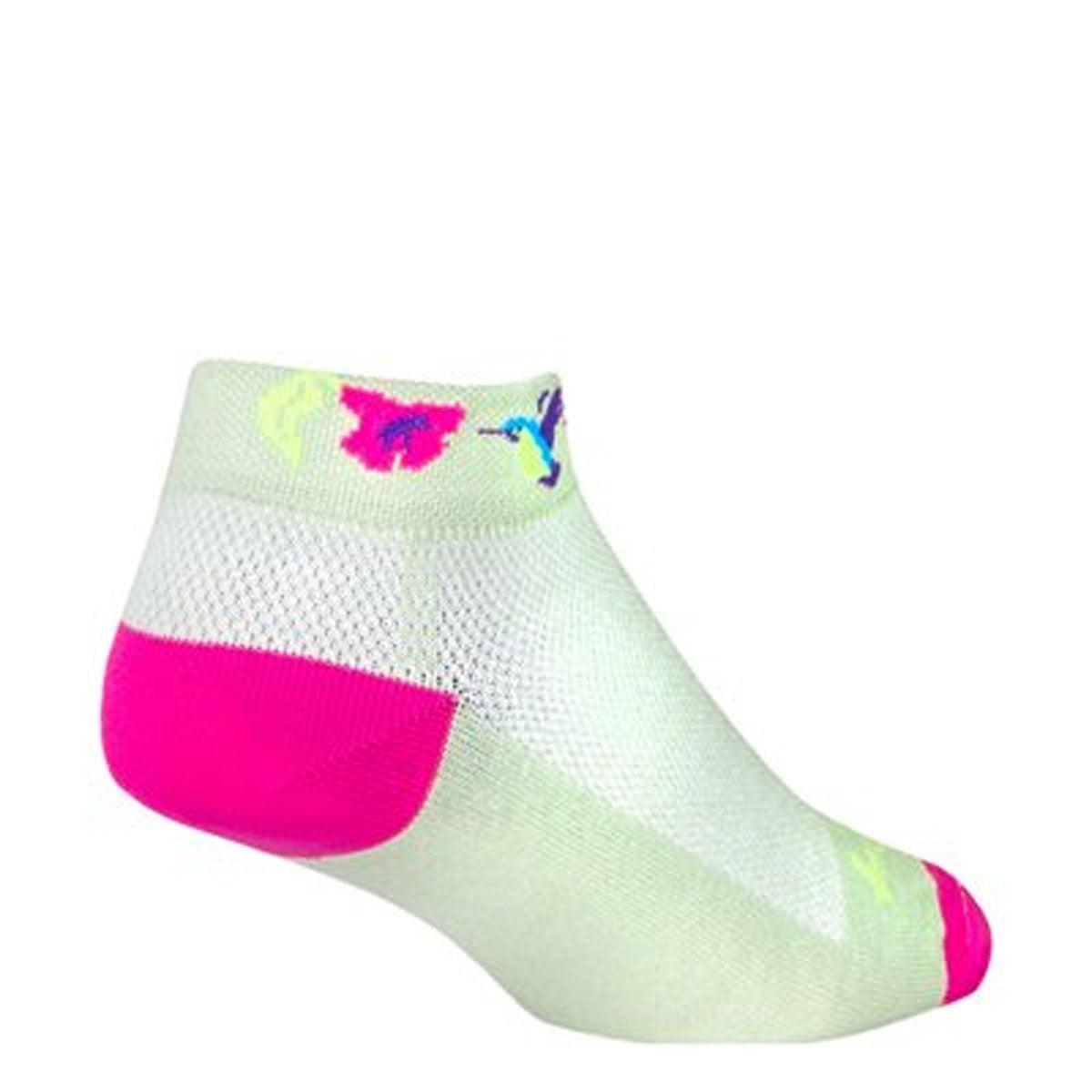 SockGuy Womens 1in Nectar Cycling//Running Socks