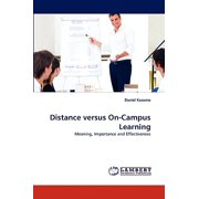 Distance Versus On-Campus Learning