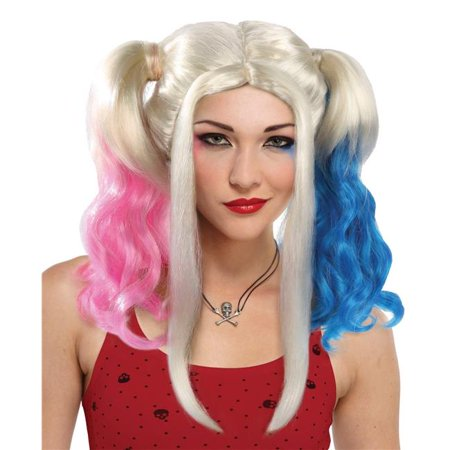 Morris Costumes MR179607 Harley Rules Wig - image 1 de 1
