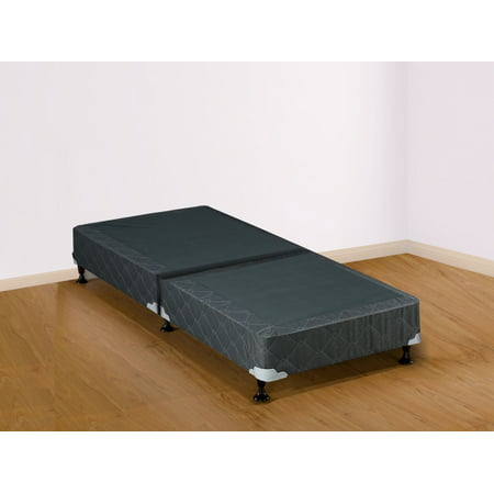 wayton 8 inch split box spring for mattress no assembly required twin 38x74. Black Bedroom Furniture Sets. Home Design Ideas