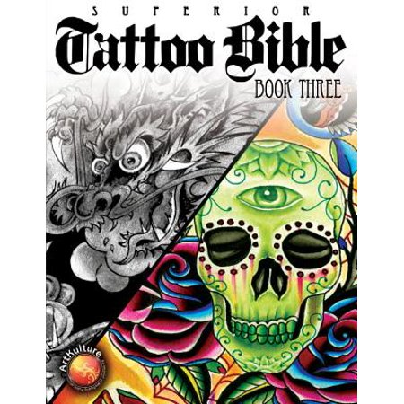 Tattoo Bible: Book Three