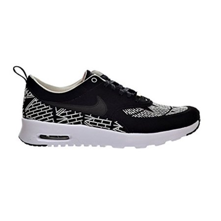 Nike Women's Air Max Thea Lotc Qs Black White Ankle High