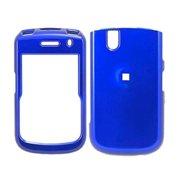 BlackBerry Tour 9630 Deluxe Snap-On Case (Metallic Blue)