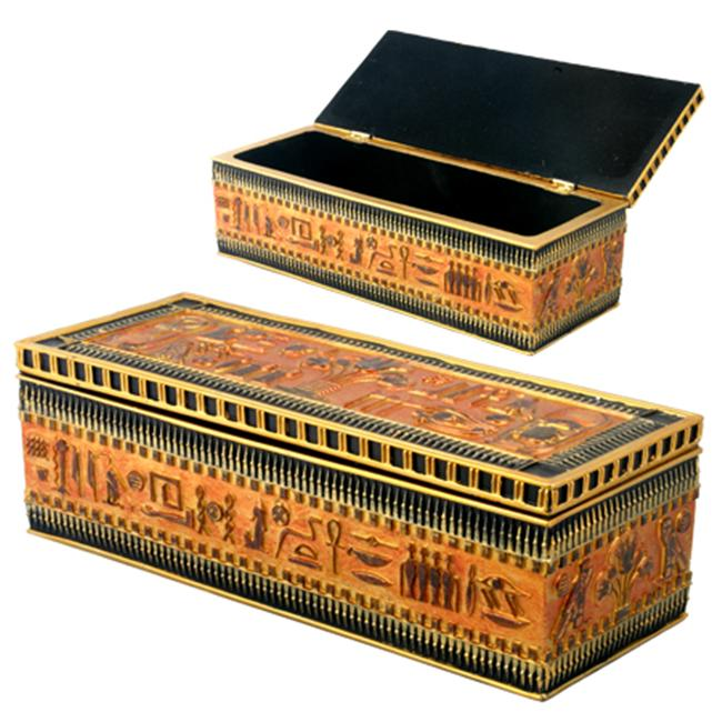 YTC SUMMIT 7051 Egyptian Long Box - C-18