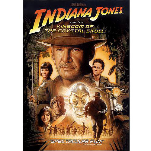Indiana Jones And The Kingdom Of The Crystal Skull (Widescreen)