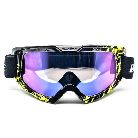 Ski Snowboard Goggles Mountain Skiing Eyewear Snowmobile Winter Sport Goggles Snow Glasses ()