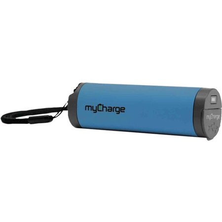 OEM myCharge Amp 2000 mAh Blue Portable Power Bank For Smartphones (Mycharge Power Pack)