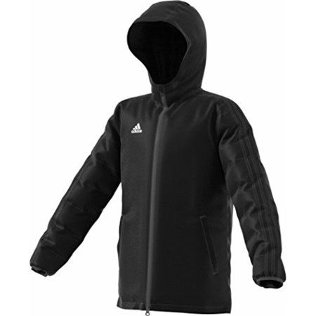 0a61b2fc159 Winter Jacket 2018 Youth Xlarge Black Adidas - Ships Directly From Adidas -  Walmart.com