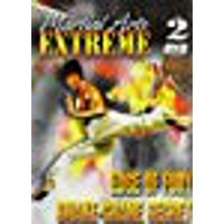 Martial Arts Extreme: Edge Of Fury / Snake-Crane -