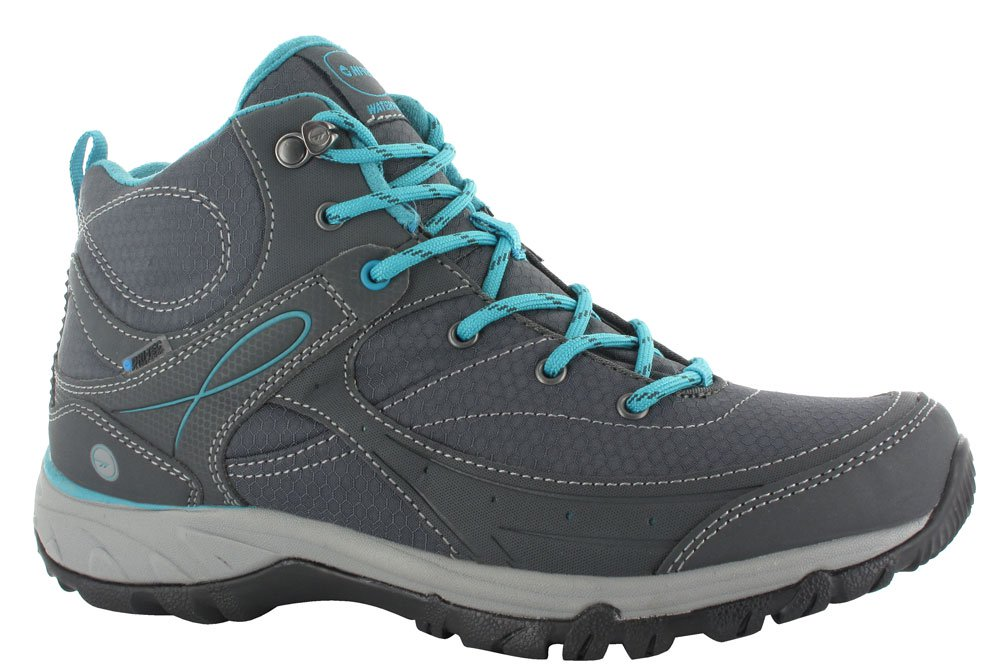 Click here to buy Hi-Tec Equilibrio Bijou Mid i Hiking Boot Women