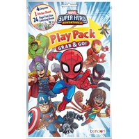 Party Favors - Super Hero Adventures - Grab and Go Play Pack - 8ct
