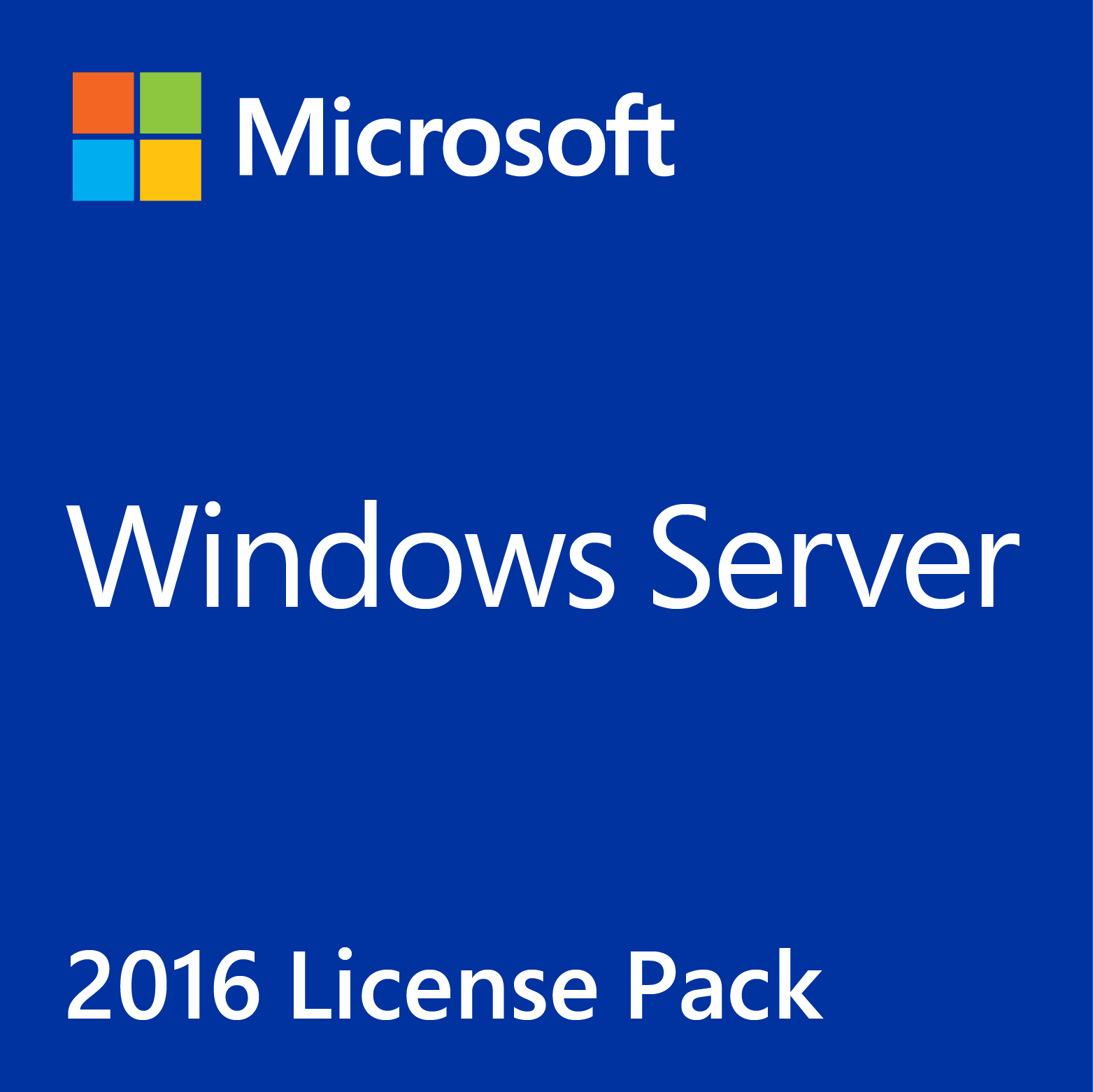 Microsoft Windows Server CAL 2016 – 5 Devices