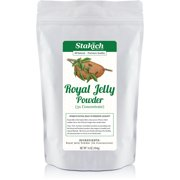 Stakich Royal Jelly Powder 1 Pound - 3X Concentrate - All Natural