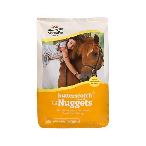Manna Pro 0092964236 Horse Treats, Butterscotch, 5-Lbs.