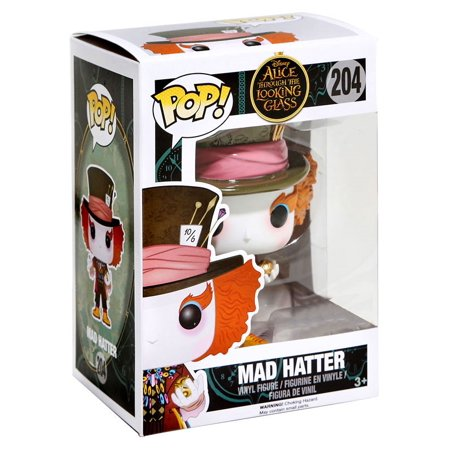 Funko POP! Disney Mad Hatter Vinyl Figure [Chronosphere]